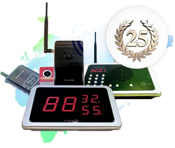 Funkgeräte, Rufsystem, Rufanlage aller Arten online bestellen