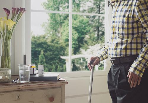 Pflegeheim und Seniorenheim