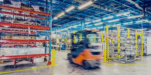 Lee-Tech Funksysteme - Rufsystem für Industrie und Logistik