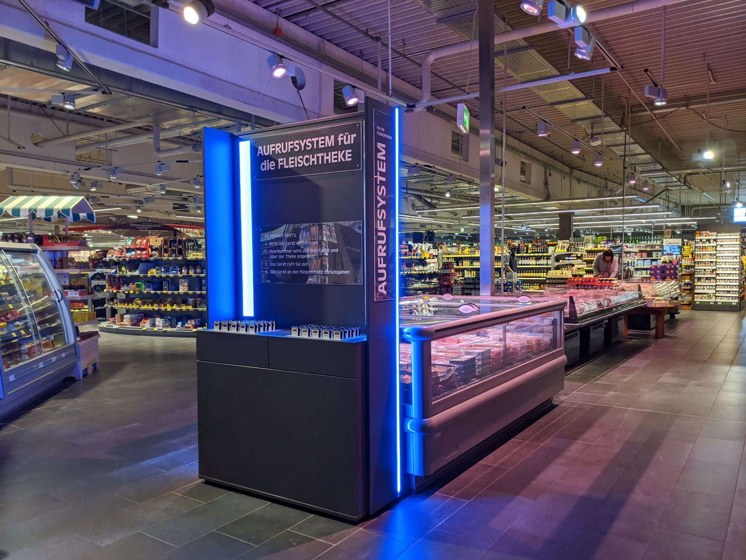 Lee-Tech Easycall-400 Bedientheke Rufsystem