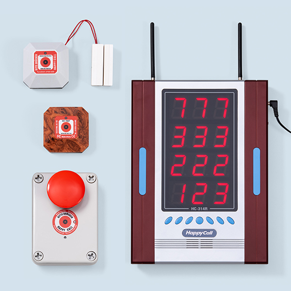 Lee-Tech Happy-Call Rufsystem