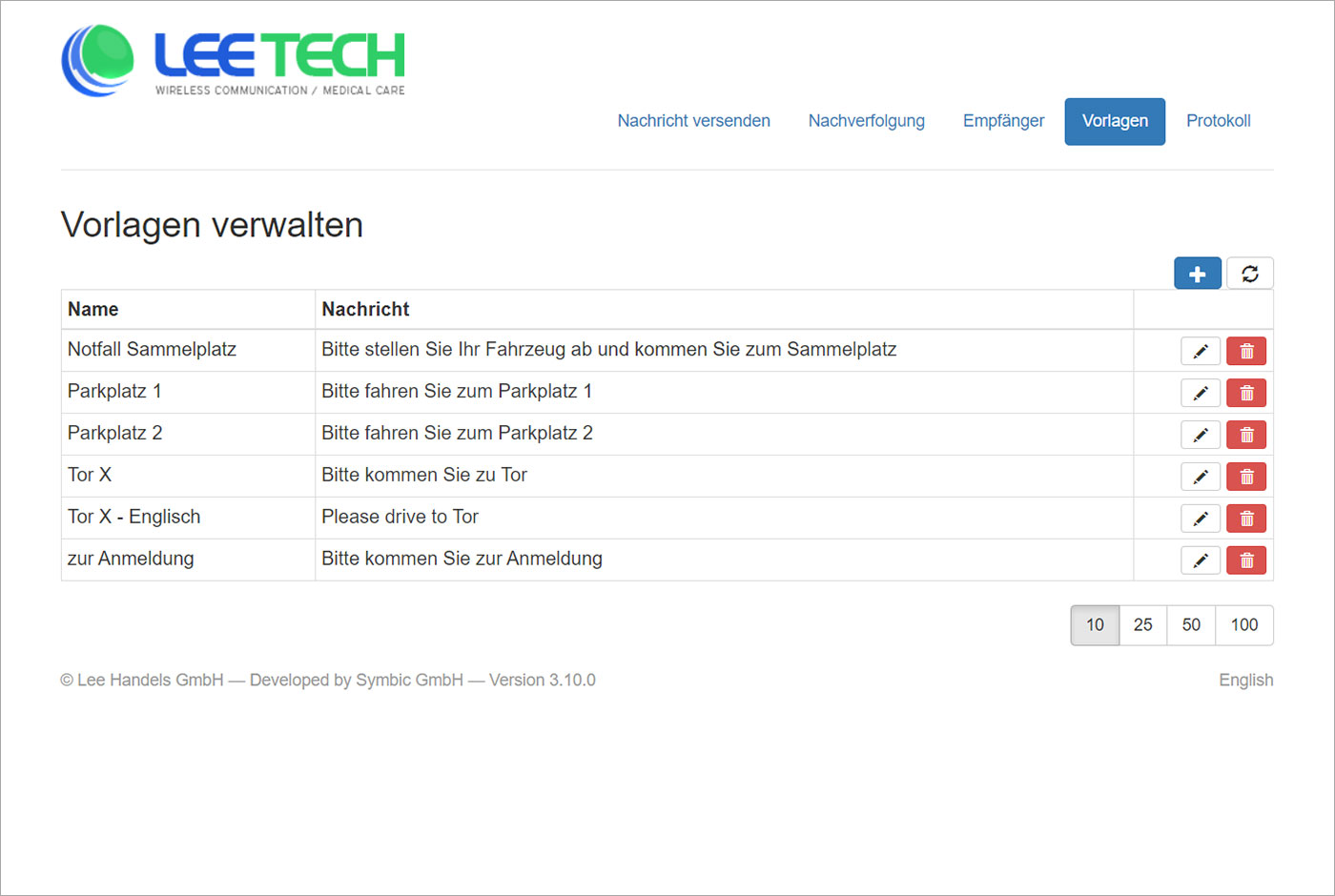 Lee-Tech Software