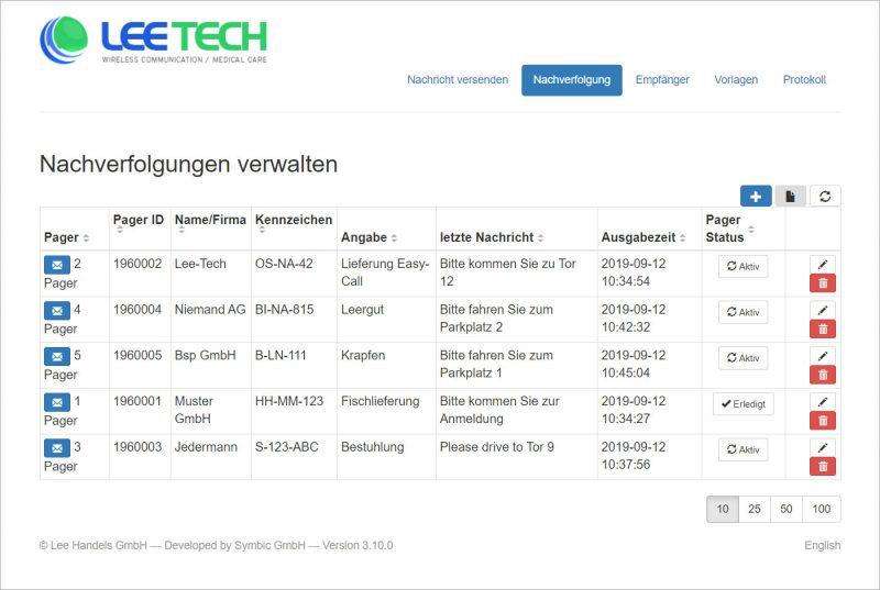 Lee-Tech Software